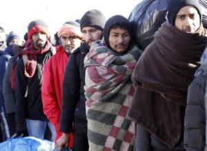 Dramma migranti in Bosnia
